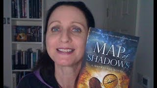 Map Of Shadows, a dark fantasy thriller, out now!