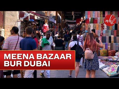 Meena Bazaar Dubai / Grand Souq - Deira | Old Market in Dubai | UAE