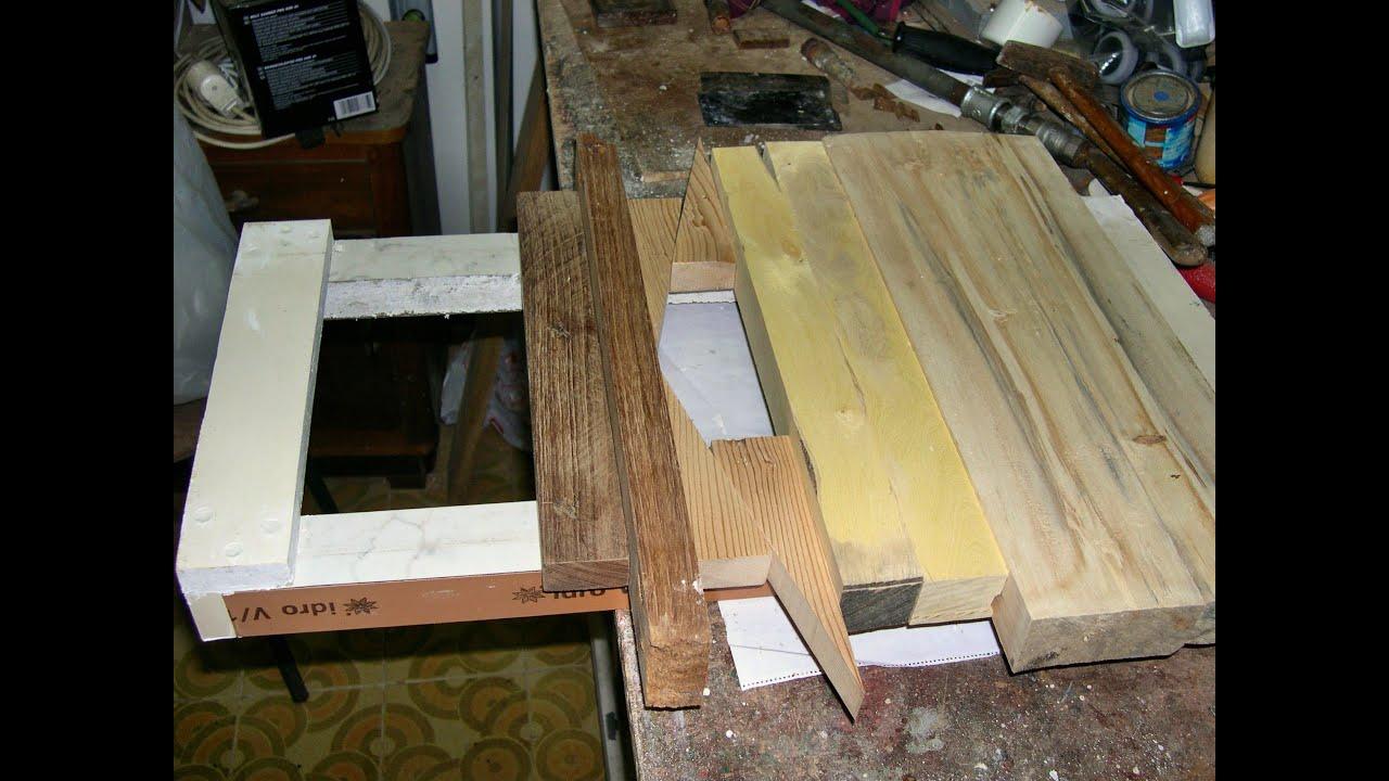 Jig per incollaggi di costa youtube - Tavole di legno per edilizia ...