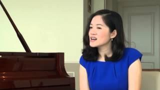 Trang Trịnh - Người kể chuyện trong âm nhạc cổ điển