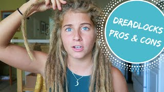 Pros & Cons Of Dreadlocks thumbnail