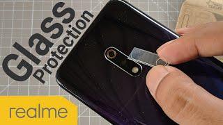RealMe X Camera Lens Protection GLASS | ILOFT ( DONT BUY IT)