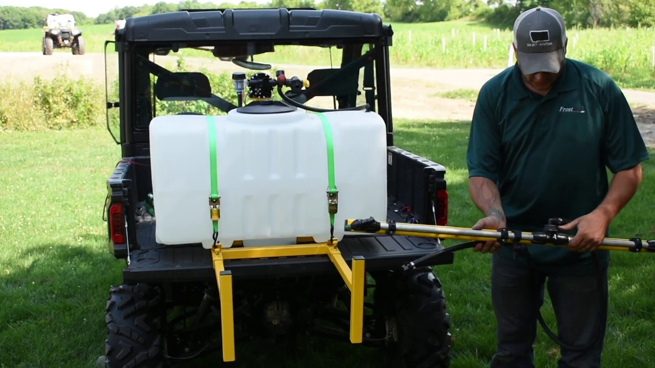 Frost Inc  50 Gallon Sprayer Assembly