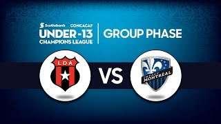 SCCLU13: LD Alajuelense vs Montreal Impact