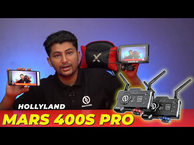 Hollyland Mars  | Wireless HDMI SDI Video Transmitter & Receiver Unboxing & Review