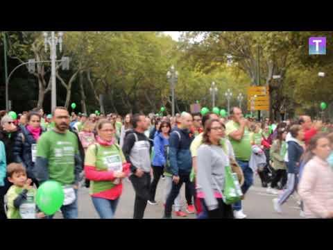 Así Ha Sido La 'Marcha Contra El Cáncer' De Valladolid
