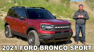 2021 Ford Bronco Sport - Complete Look (Up-Close Details)