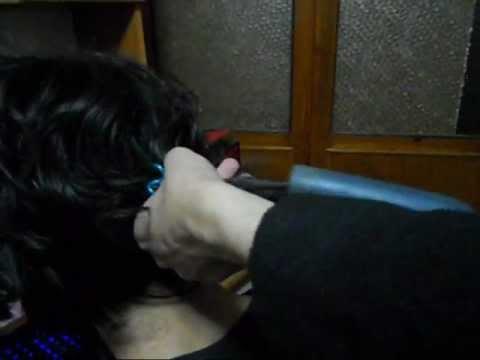 Bir Baba Kızının Saçını Nasıl Toplar Adlı çalışmanın çakması