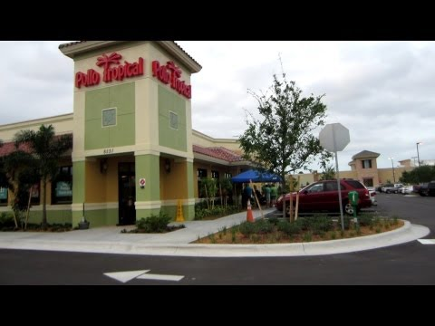 ♥Pollo Tropical & Furniture Window Shopping - June 15 & 16, 2013 Vlog | VlogWithErica♥