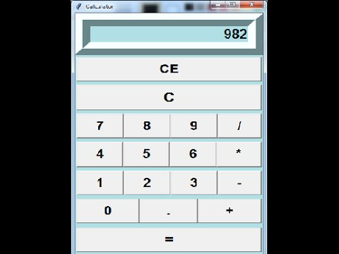How to Create a Calculator in Python - Full Tutorial