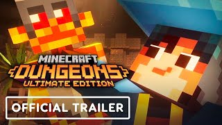 Minecraft Dungeons - Official Steam Launch Trailer
