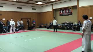 2018.11.4 安廣杯スペシャルマッチ 安廣一哉 vs 野地竜太 vol.1 空手ルール thumbnail