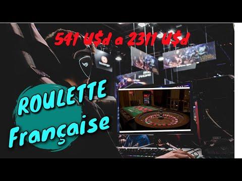 Grande section roulette française / CASINO 💯