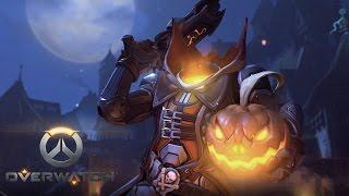 Overwatch - Halloween Dr Junkenstein