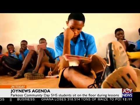 Drug Peddlers Arrested - Joy News Today (17-11-17)