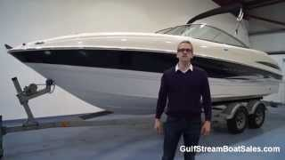 Maxum 2400 SC3 For Sale UK and Ireland -- Review and Water Test by GulfStream Boat Sales