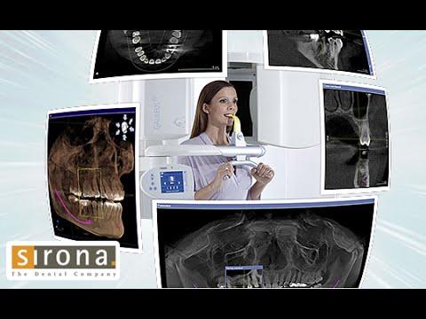 Sirona Galileos 3D Tomography Modern Dental Imaging