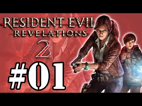Let's Play: Resident Evil Revelations 2 - Parte 1 - Sequestro Sinistro