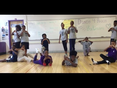 SouthWest Baltimore Charter School Dance4Peace