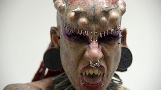 Top 5 Extreme Body Modifications