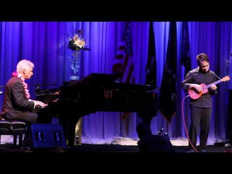 """Imagine"" On 'ukulele And Piano: Daniel Ho And David Benoit"