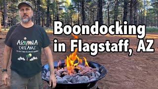 Flagstaff, Arizona Camping: B๐ondocking in Flagstaff, AZ (Dispersed Camping)