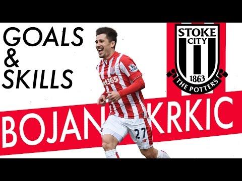 Bojan Krkic | Goals & Skills | Stoke City | Compilation