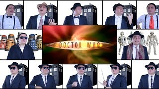 Doctor Who Theme Acappella