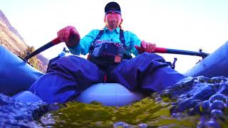 Dave Scadden's Detonator Lo Pro Deschutes Red Band Rainbows!!!