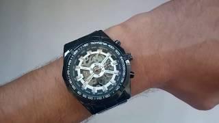 Мужские механические часы Forsining/Winner оригинал, обзор, настройка, отзывы, цена, купить Украина