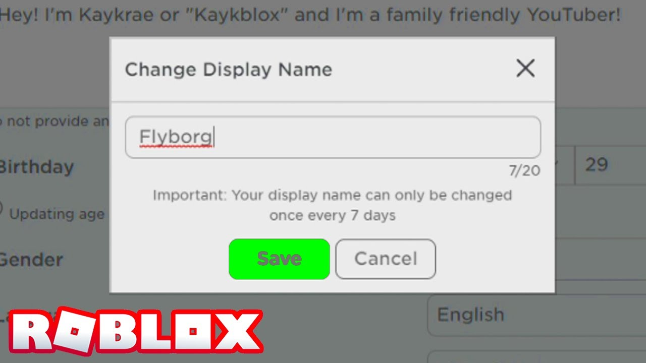 How To Put A Display Name On Roblox Reviews – Let's Explore This!