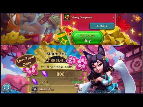 Lords Mobile: How To Buy Heroes Cheapers