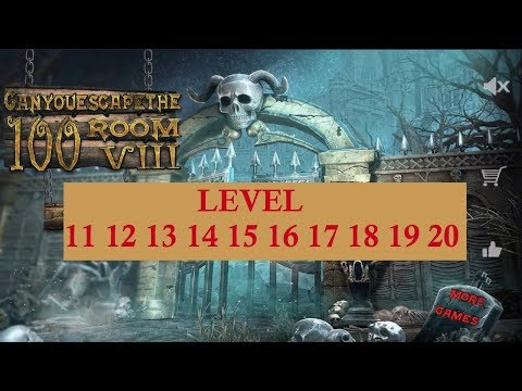 Can You Escape The 100 Rooms VIII level 11 12 13 14 15 16 17 18 19 20