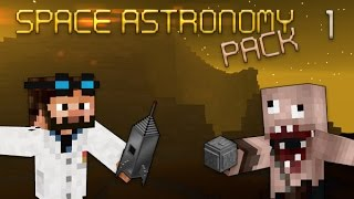 Minecraft: FTB Space Astronomy: De Start van iets GROOTS! (Part 1) (Dutch Commentary)