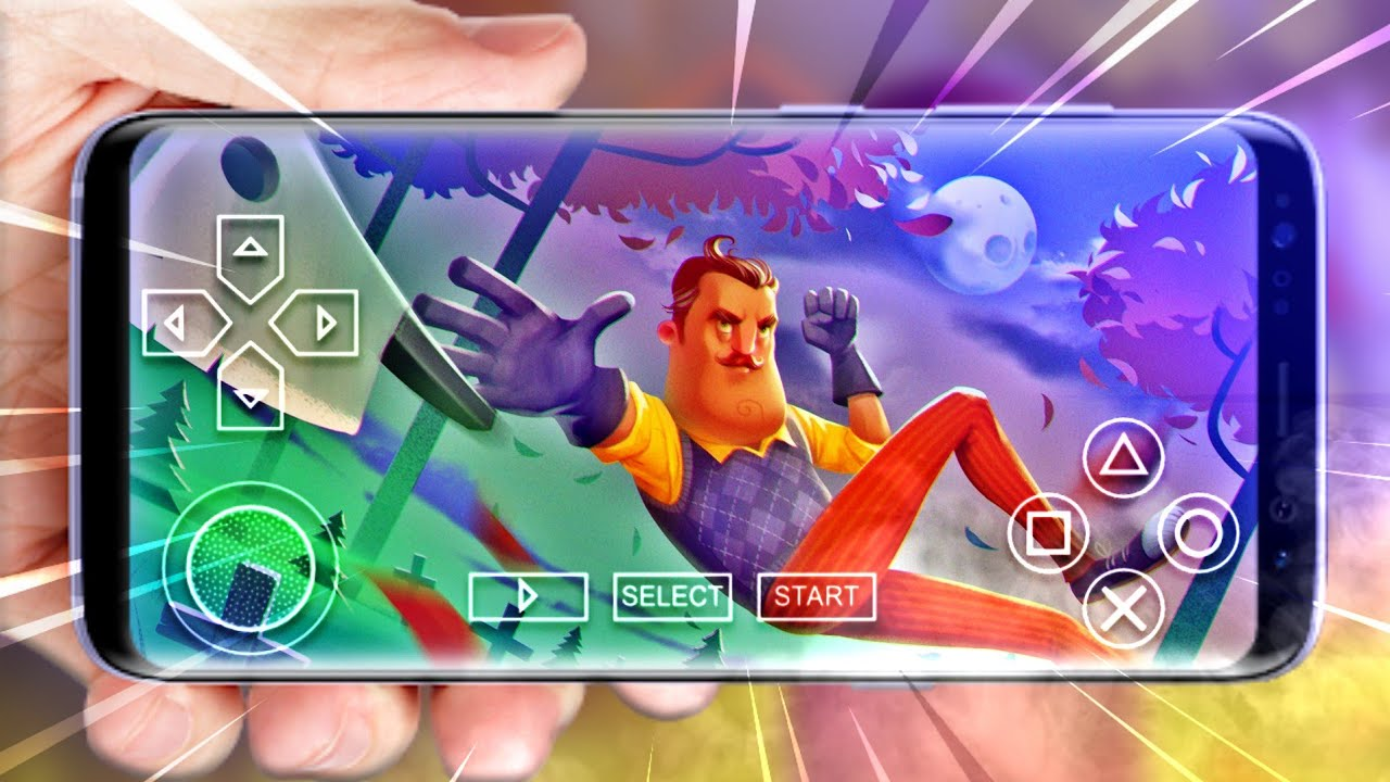 download game hello neighbor android apk