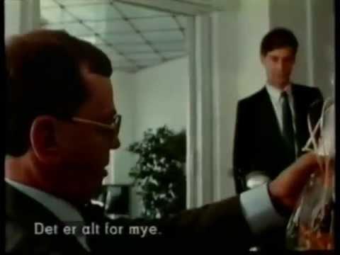 Ebbe Langberg's sidste optræden på film (1988)