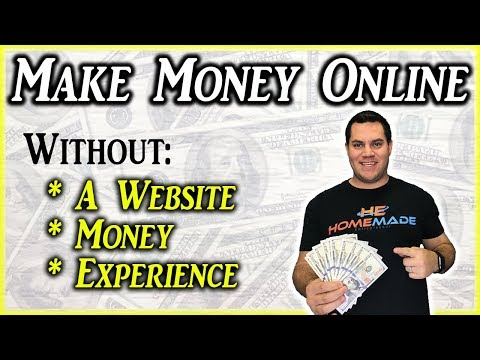 How To Make Money Online With NO Website And NO Investment