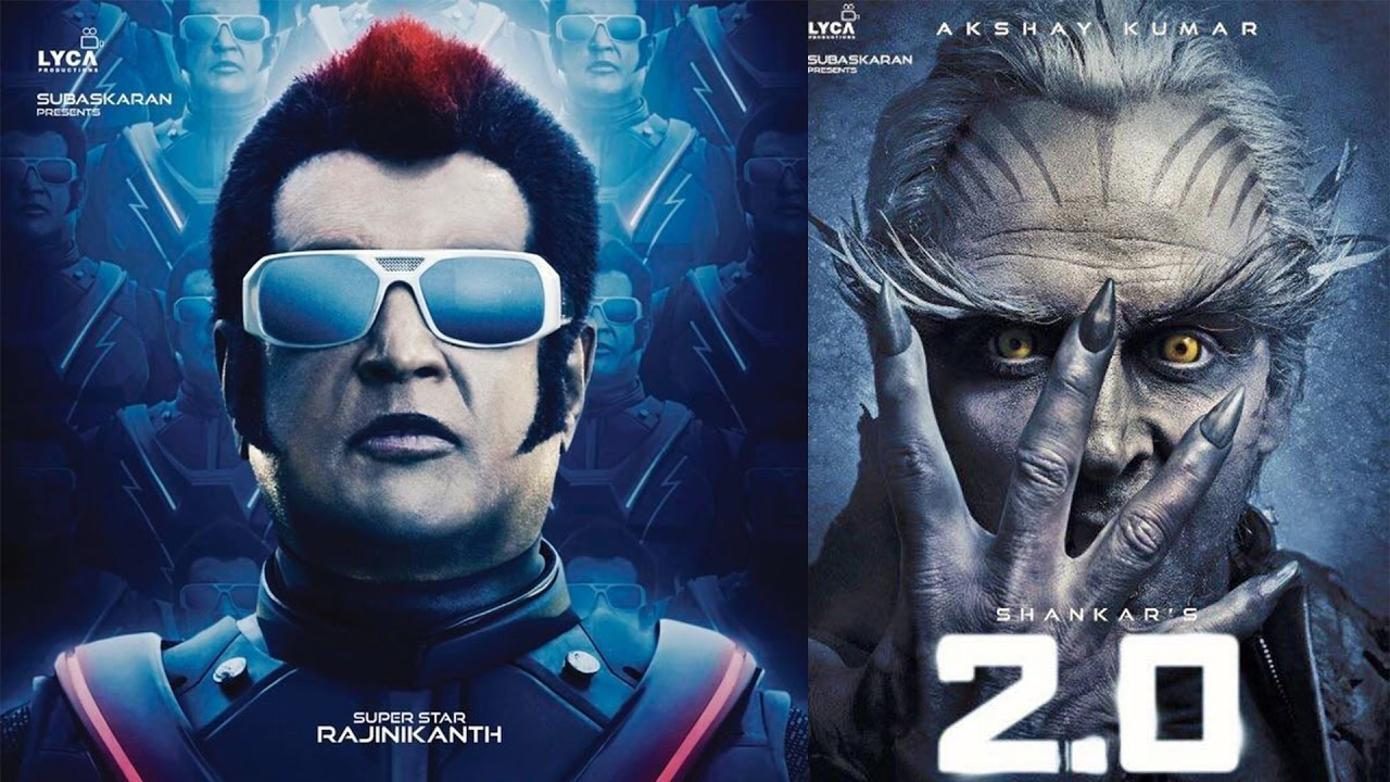 Image result for rajinikanth 2.0