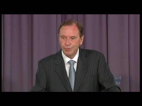 National Press Club: David Marchant from ARTC (Part 5)