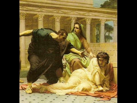 TIBERIO CLAUDIO vs MESALINA (10 a.c.) Pasajes de la historia (La rosa de los vientos)