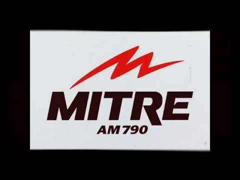 LR6 Radio Mitre, en el número 80 de su dial...