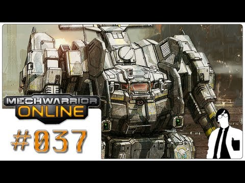 Let's Play MechWarrior Online #037 - Jagermech: Projekt Phoenix [Deutsch] [HD+]