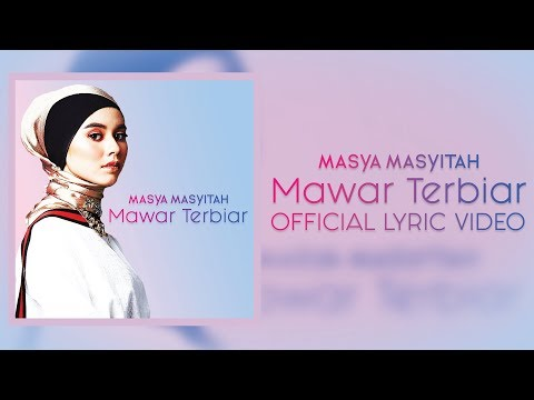 Masya Masyitah - Mawar Terbiar [Official Lyric Video]