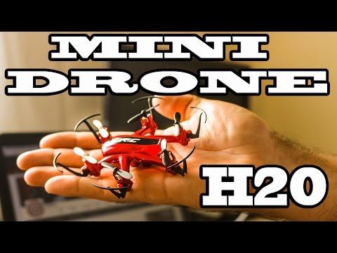 Нано хексакоптер JJRC H20 с изключителна маневреност и елегантност на движението 11