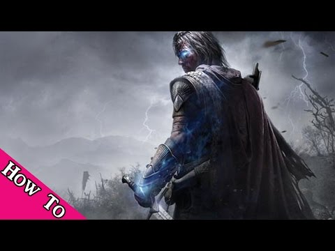 How To Install Middle Earth Shadow of Mordor +DLC Seyter Repack - Tutorial (With Links)