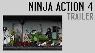 Ниндзя в деле 4. Трейлер