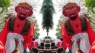 Download lagu Parade Kung Ondel ondel Meriah banget Ondel2 gaplok city MP3