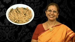Vangi Bath | Mallika Badrinath Recipes | Brinjal Rice