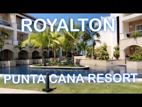 Royalton Punta Cana Resort & Casino Tour 2018 | Highly Recommend