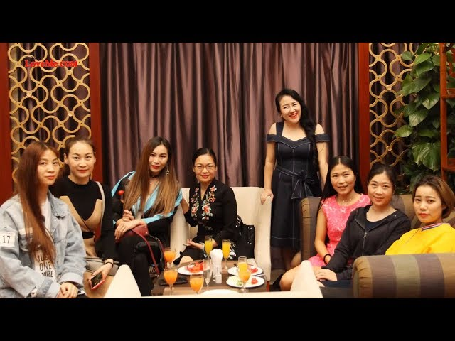 Chinese Women Dating Foreigners in Shenzhen China
